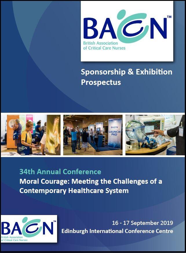 BACCN 2019 Sponsorship & Exhibition   BACCN
